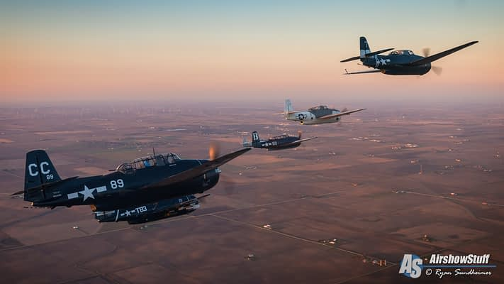 TBM Avenger Gathering Kicks Off Summer With A Bang