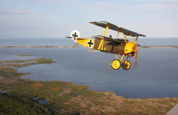 CANCELED: 2015 Biplanes and Triplanes Show