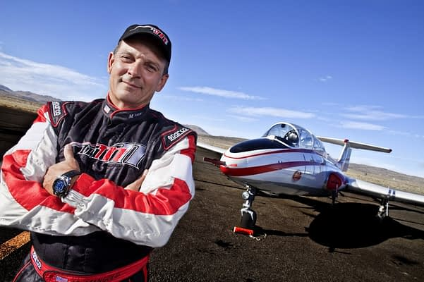 Red Bull Air Racer Mike Mangold Killed In Plane Crash