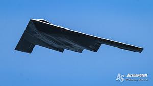 B-2 Spirit Stealth Bomber - Spirit of St Louis Airshow 2016
