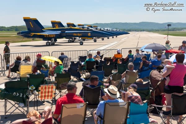 Road Work Forces Deke Slayton Airfest (La Crosse, WI) To Postpone Airshow Until 2017