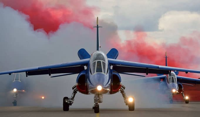 Patrouille de France Confirmed For 2017 Sun 'n Fun Appearance, Kansas City Appearance Tentative
