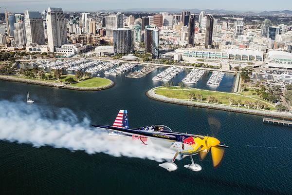 Kirby Chambliss - Red Bull Air Race San Diego
