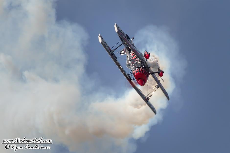 Skip Stewart - Jasper Airshow 2015