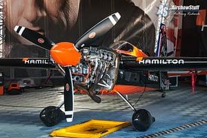 Red Bull Air Race World Championship - San Diego 2017 - Nicolas Ivanoff - Edge 540 V2