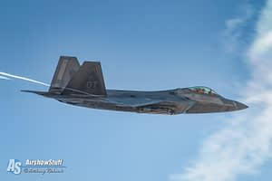 F-22 Raptor Weapons Nellis AFB Red Flag 2015