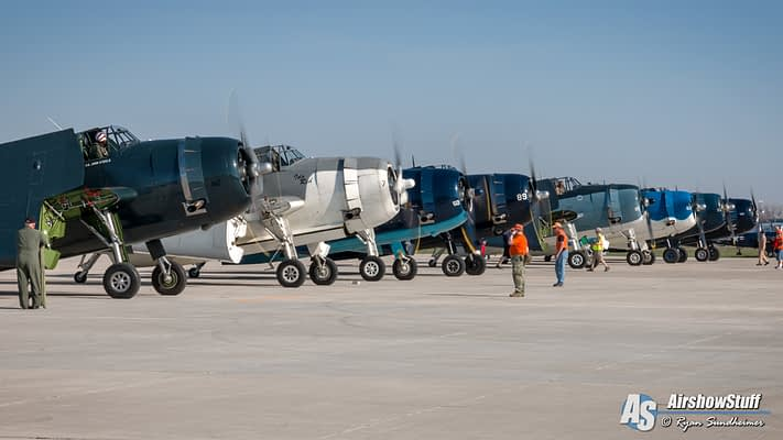 TBM Avenger Gathering Promises To Be Even Bigger In 2017
