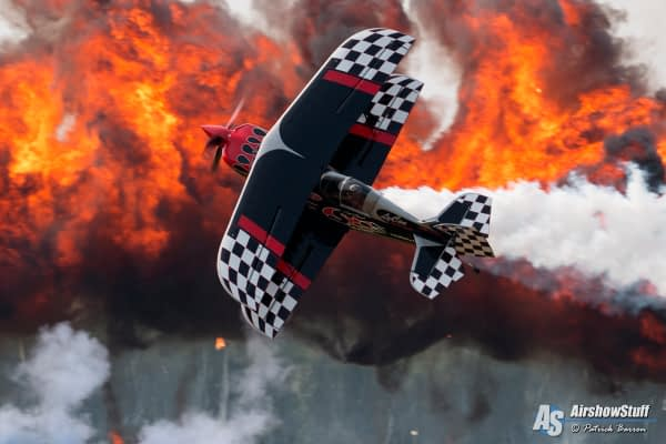 Battle Creek Airshow 2015 – Patrick Barron