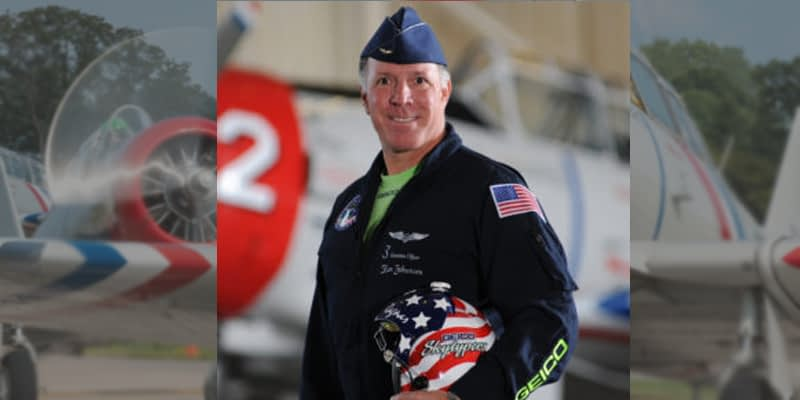 GEICO Skytypers Pilot Ken Johansen Killed In Long Island Crash