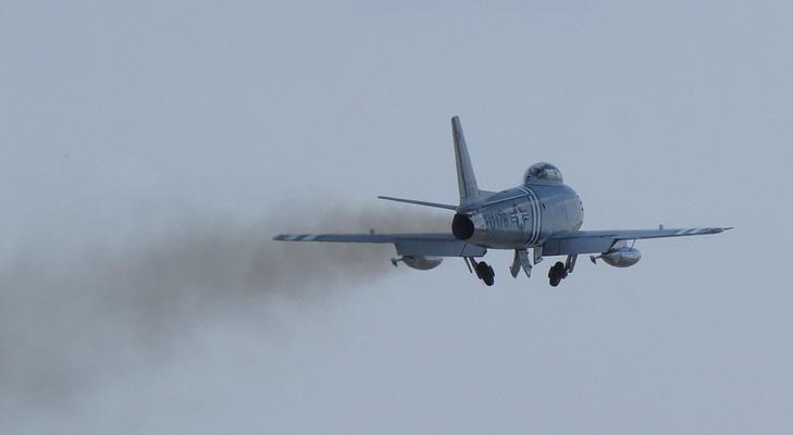 World's Oldest Jet Returns To Flight