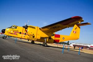 CC-115 Buffalo Static Display Abbotsford International Airshow 2015