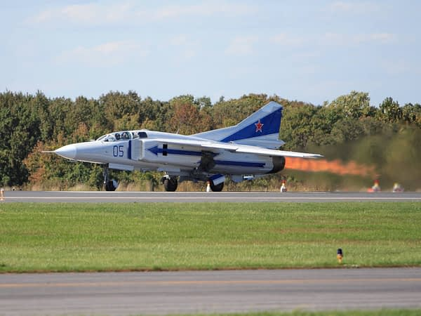 Mig-23 - Thunder Over Michigan