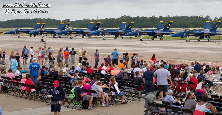2017 New York Airshow Moves Dates To July, Lands Blue Angels