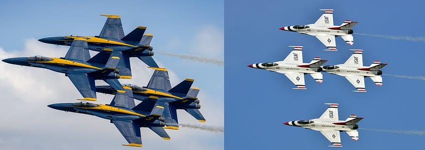 US Jet Teams Wrap Up 2015 Airshow Season