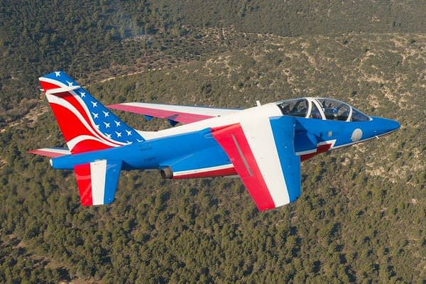 Patrouille de France Paint 2017 Season