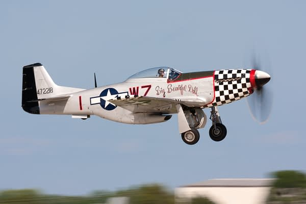 Pilot Killed In Arizona P-51 Mustang Crash