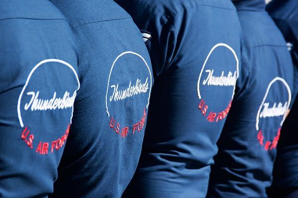 """Thunderbirds """"One Team"""""""