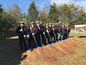 Kuss Memorial Groundbreaking