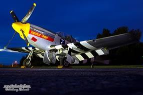 HFF P-51B Mustang 'Impatient Virgin?'