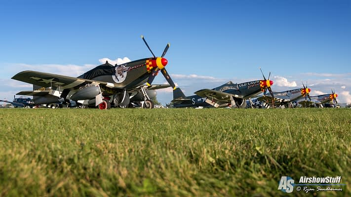 "P-51B Mustang ""Berlin Express"" Will Return To The UK This July"