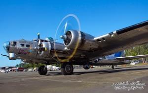 CAF B-17G Flying Fortress 'Sentimental Journey'