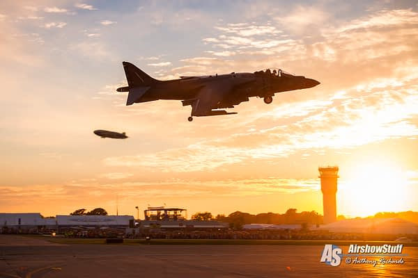 Behind The Scenes At EAA AirVenture With DTG Pyrotechnics