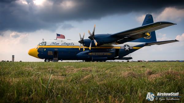 US Navy Blue Angels - Fat Albert