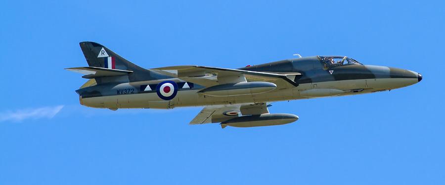 BREAKING NEWS – Hawker Hunter Down On UK Highway, Multiple Casualties Reported
