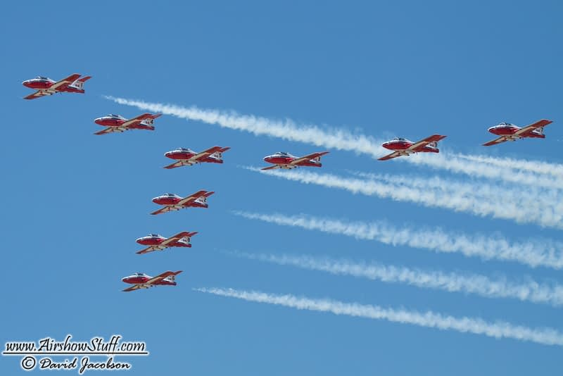 Embry-Riddle's Daytona Beach Airshow Canceled For 2016; Snowbirds To Perform At New Show In Georgia Instead