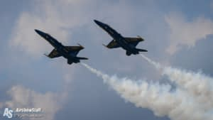 US Navy Blue Angels - Thunder Over Michigan 2015