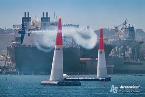 Red Bull Air Race World Championship San Diego 2017 Matt Hall Edge 540 V3
