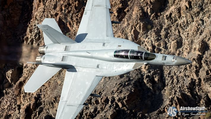 AirshowStuff Visits Star Wars Canyon – Photos And Videos Of Low Level Flying!