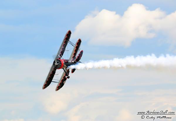 Airshow Performer Kyle Franklin
