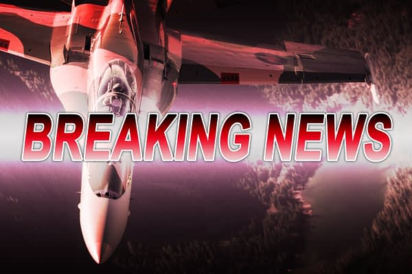 BREAKING NEWS – Aircraft Crashes During Practice For NY Airshow