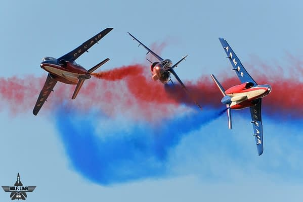 Patrouille de France Officially Announces Airshow Schedule For 2017 North American Tour