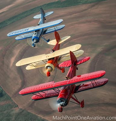Fan Submissions: Theme Week 19 – Biplanes