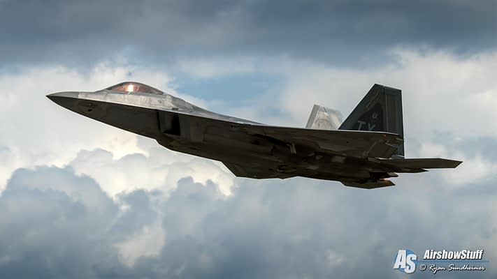 Langley AFB Cancels 2020 Airshow; Won't Return Until 2022