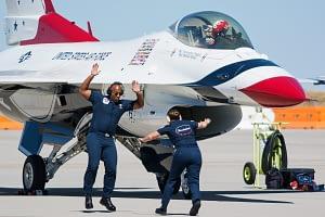Thunderbird #6 Site Survey Launch