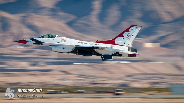 Has The 2018 Aviation Nation Airshow At Nellis AFB Been Cancelled?