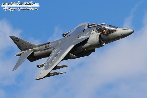 USMC AV-8B Harrier II