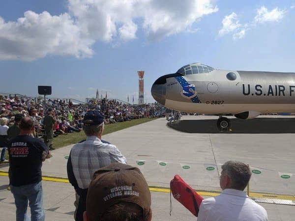 B-36 Peacemaker at AirVenture 2015? - EAA Warbirds of America