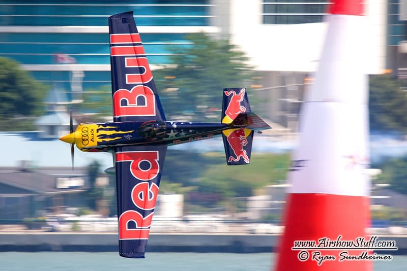 SUN 'n FUN To Feature Red Bull Air Race Demo