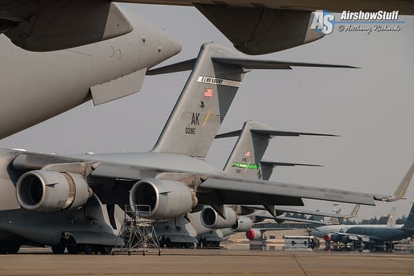 """New USAF Exercise """"Mobility Guardian"""" Exceeds Expectations"""