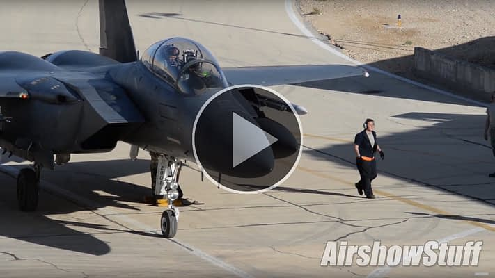 WATCH: The Best Of Military Aviation – May 2017
