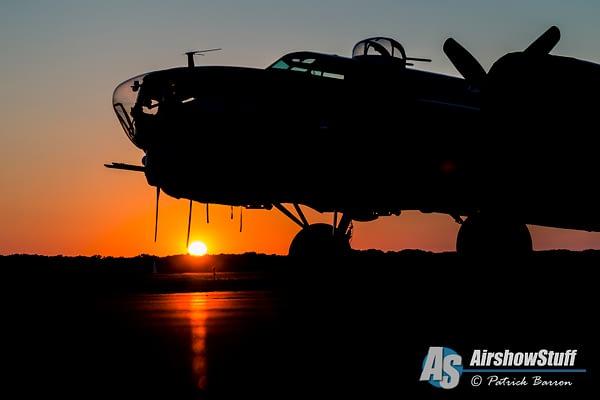 Heavy Bombers Weekend 2015 – Patrick Barron