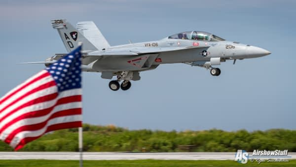 US Navy F/A-18F Super Hornet