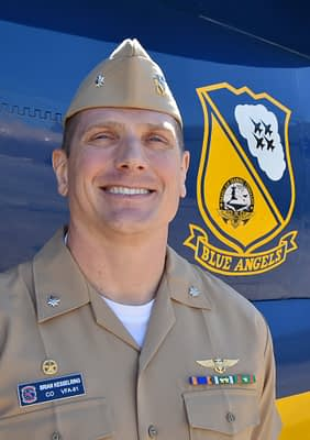 Blue Angels Announce Commanding Officer For 2020-2021 Show Seasons, Super Hornet Transition