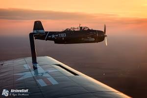 TBM Avenger Photo Flight