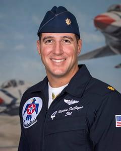 Thunderbird #4 Major Stephen