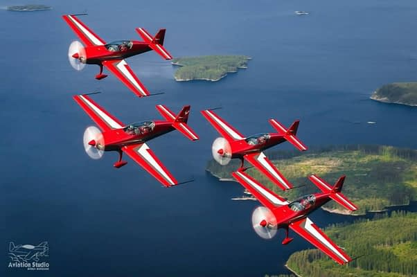 UPDATED: Royal Jordanian Falcons Planning North American Tour In 2019 Or 2020